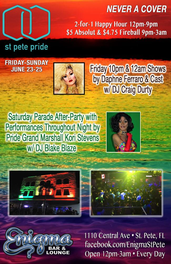 St. Pete Pride Weekend